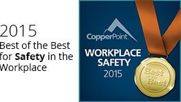 CopperPoint Workplace Safety in 2015