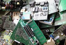AMC buys electronics scrap